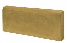 Бордюр Односторонний Вибролитой 500х210х70 Желтый