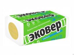 Базальтовый утеплитель Эковер Вент Фасад 70 1000х600х50 / 8пл.