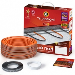 Двухжильная кабельная система Теплолюкс ProfiRoll 54.0-900