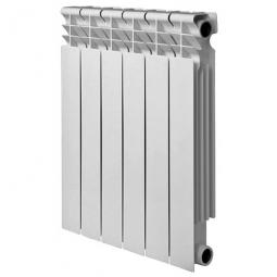 Радиатор алюминиевый Roda GSR-37 AL50006 6 секций