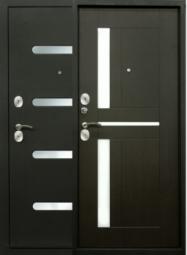 Металлическая дверь Премиум, Йошкар-Ола, 960*2050, венге