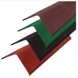 Щипцовый профиль Ондулин коричневый 1000 мм