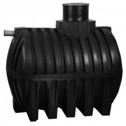 Емкость накопительная Aquatec AquaStore-5 (AS-5)-5000 л черная