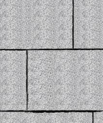 Тротуарная плитка Старый город Стоунмикс 160х160х60 Бело-черная