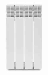 Радиатор алюминиевый Konner Lux 500/100 6 секц.