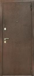 Металлическая дверь УД-105, Йошкар-Ола, 860*2050, венге