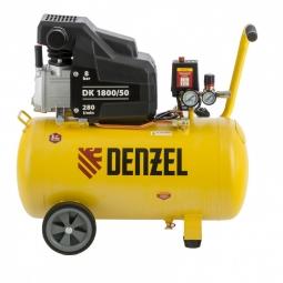 Компрессор воздушный Denzel DK1800/50 Х-PRO 280 л/мин. 1.8 кВт