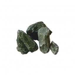 Камень для бани Огненный Камень Дунит 20 кг (фр.40)