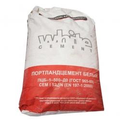 Цемент Holcim ЦЕМ I 52,5Н (ПЦБ 1-500 Д0) 50 кг
