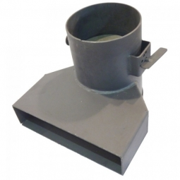 Переходник дымохода для котла НМК Сибирь 10-15-20 кВт d-150