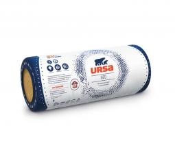 Стекловолоконный утеплитель Ursa Geo М-25 4500х1200х100 мм / 1 шт.