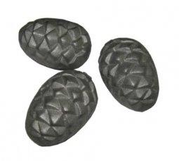 Камень для бани Рубцовск Чугунный «Кедровая шишка» овальный КЧО-1