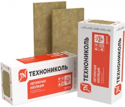 Базальтовый утеплитель Технониколь Техновент Стандарт 1200х600х150 / 4шт