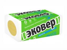Базальтовый утеплитель Эковер Кровля Низ 120 1000х600х50 мм / 6 пл.