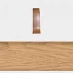 Соединитель Т-Пласт 058 Ясень Натуральный 58мм (2шт)